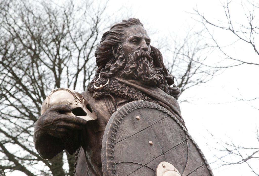 Harald Harfagre Rey Vikingo