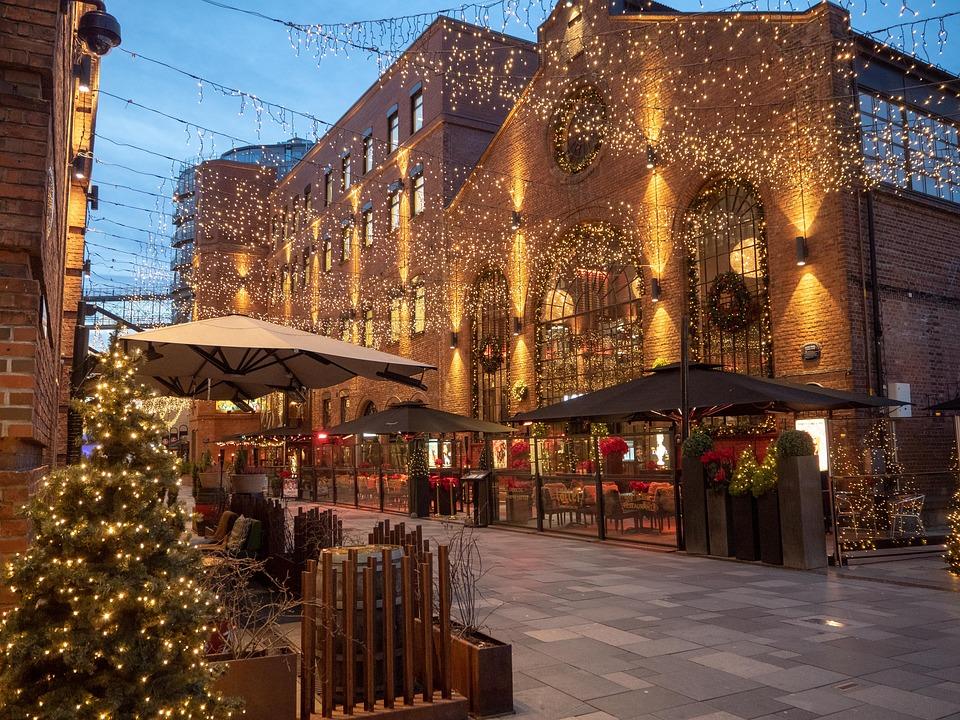 Navidad en Noruega