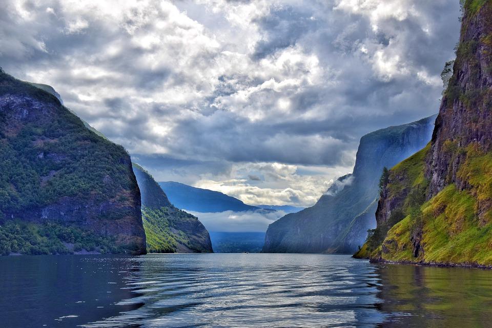 Sognefjord fiorno