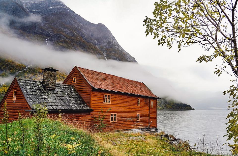 alojamiento de noruega