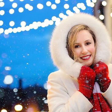 noruega en época navideña