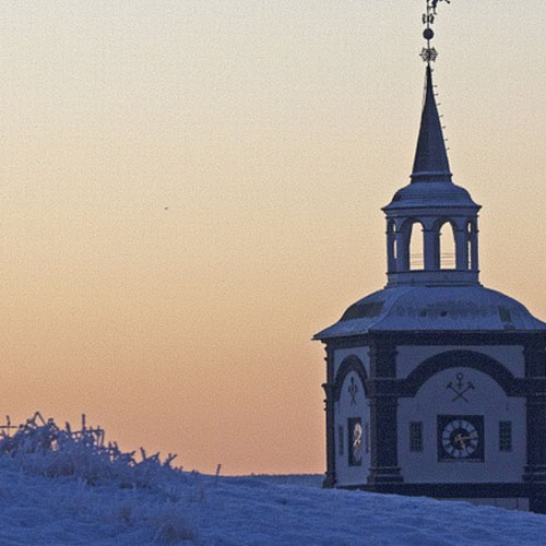 noruega en enero