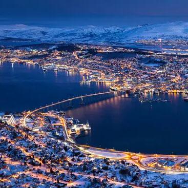noruega en febrero