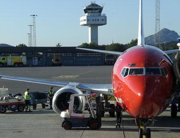 aeropuerto Flesland