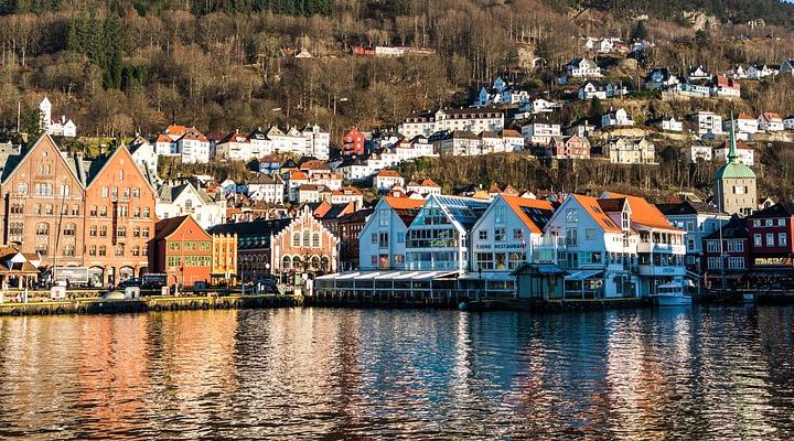 Sitios turísticos en Bergen
