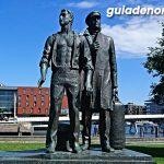 Sitios turísticos en Trondheim