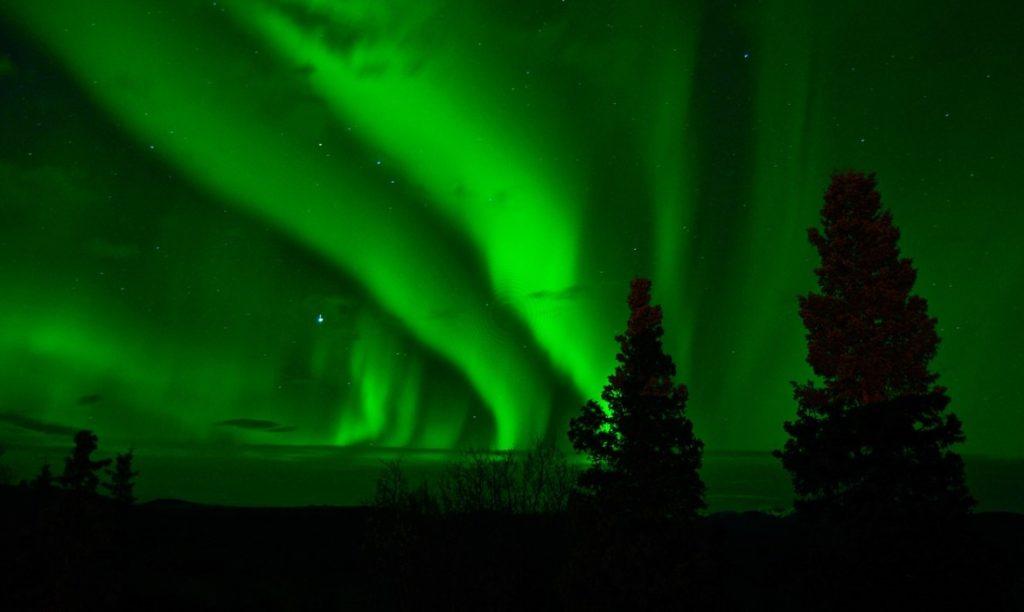 auroras boreales bonitas