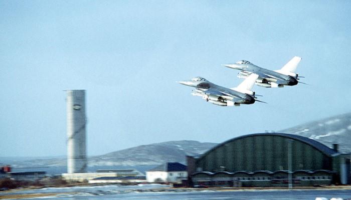 Aeropuerto de Bodø
